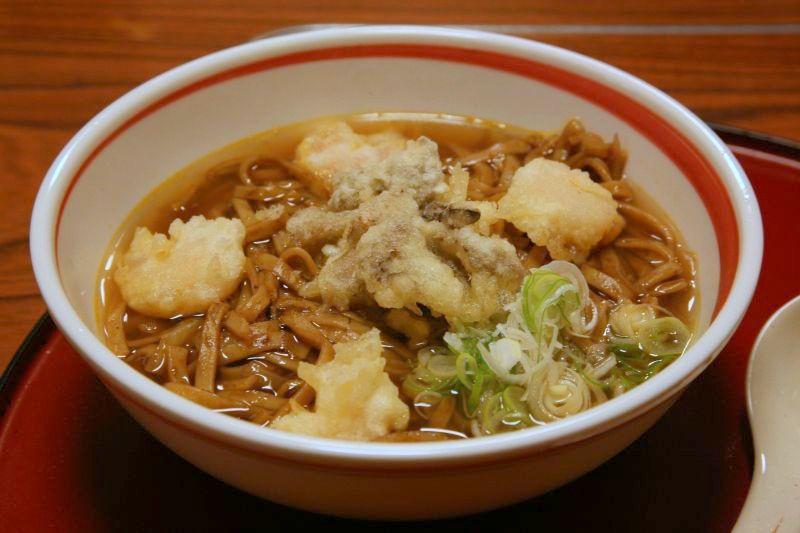 Kuroishi tsuyu yakisoba noodle