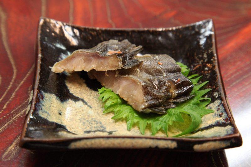 Hokke sushi