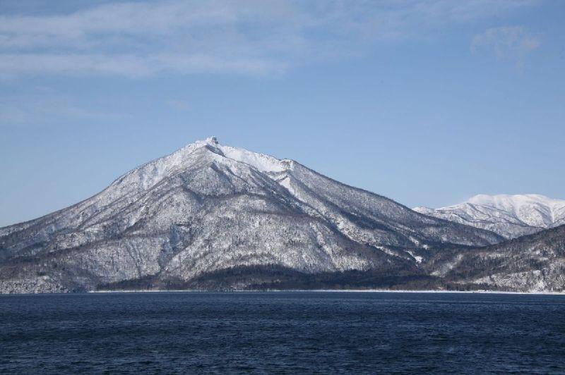 Lake Shikotu