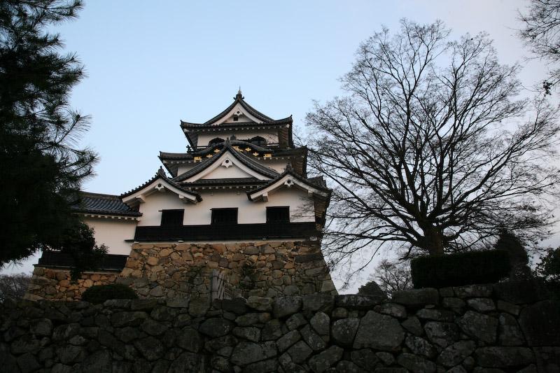 Hikone-Jo (castle)