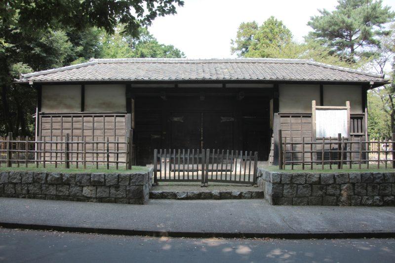 Iwatsuki Castle ruin