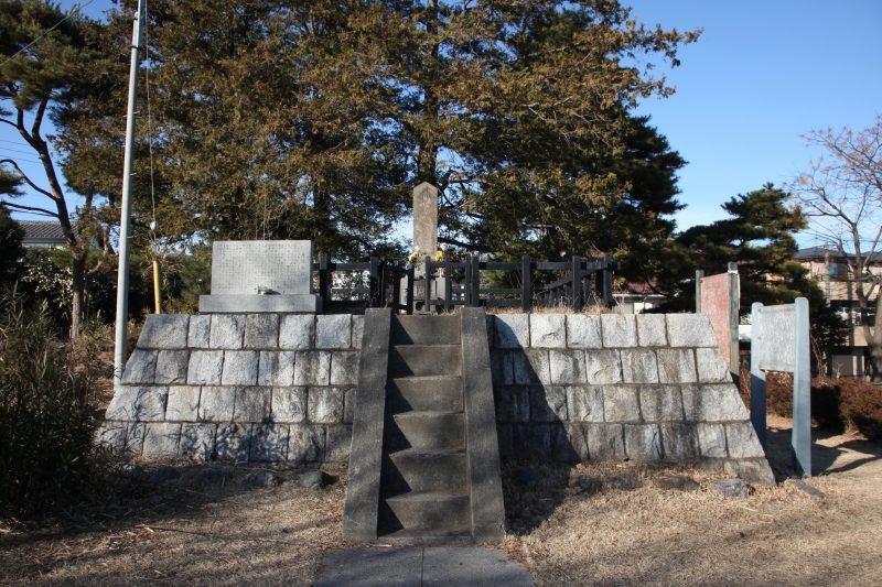 Juno castle ruin