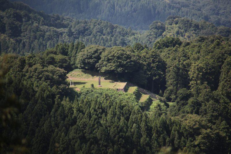 Nanao Castle ruin