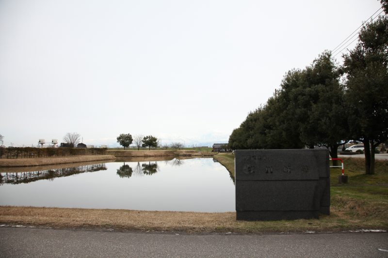 Yasuda castle ruin