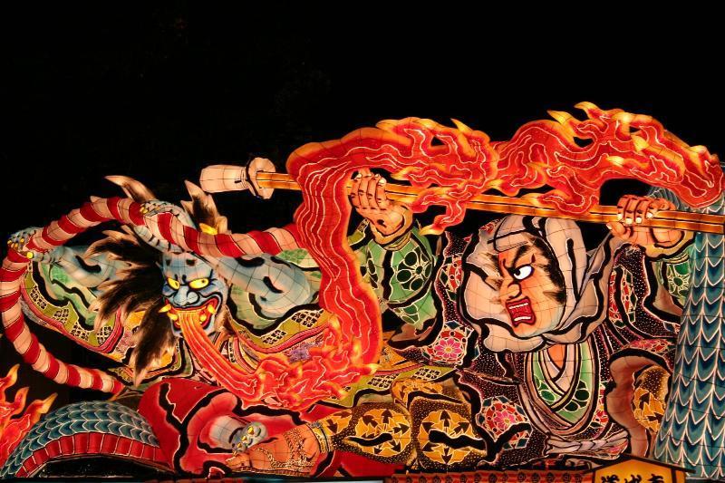 Aomori, nebuta festival