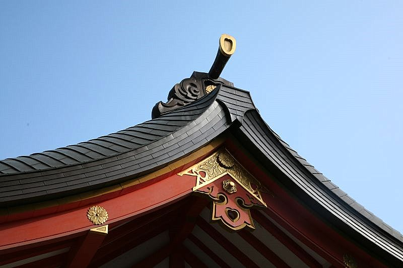 Ikuta Jinjya shrine in Hyogo / Japan web magazine /Japan Guide