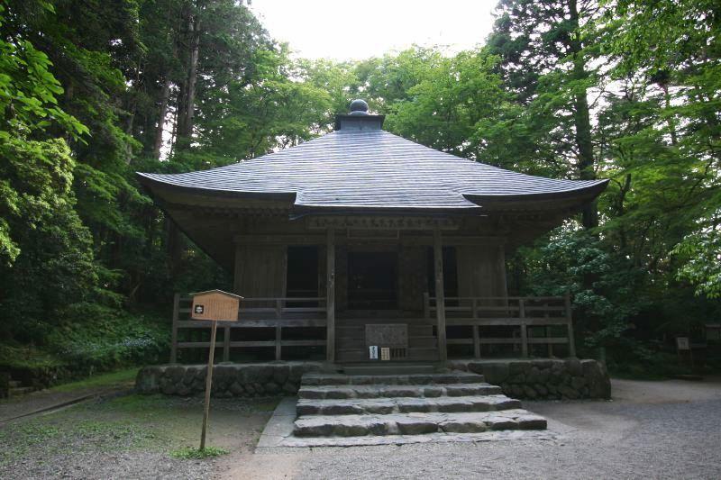 Chusonji temple