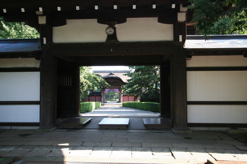 Sojiji, temple in Kanagawa, Japan