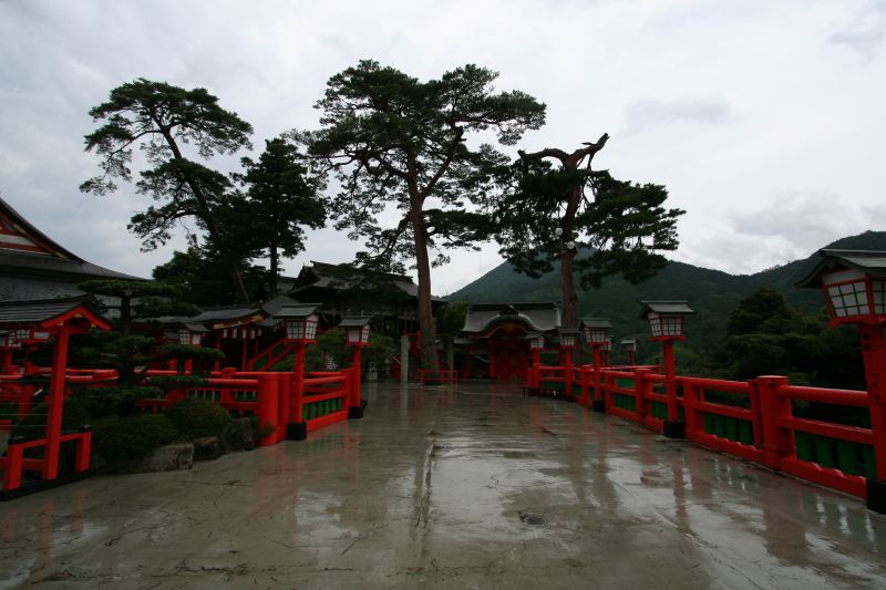 Taikodani inari jinja shrine