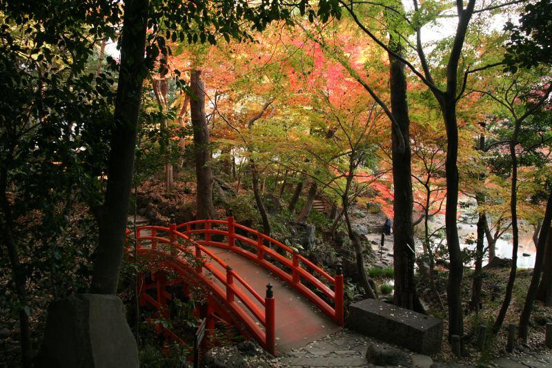 Koishikawa korakuen garden the heaven of 4 seasons tebura for Jardin korakuen