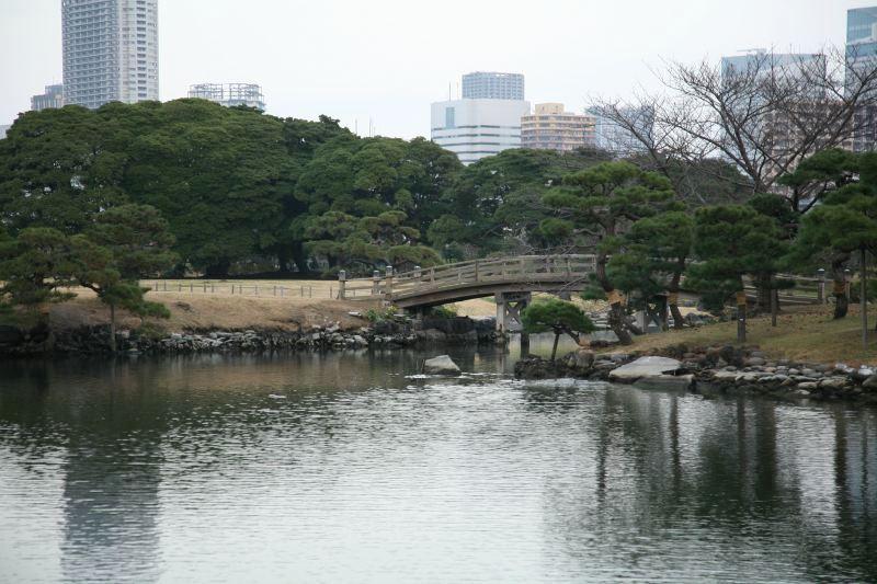 Hama rikyu garden