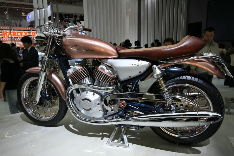 Tokyo motor show 2007 in Makuhari
