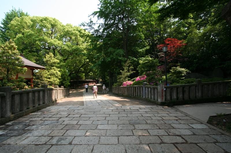 Nezu Jinjya in Tokyo