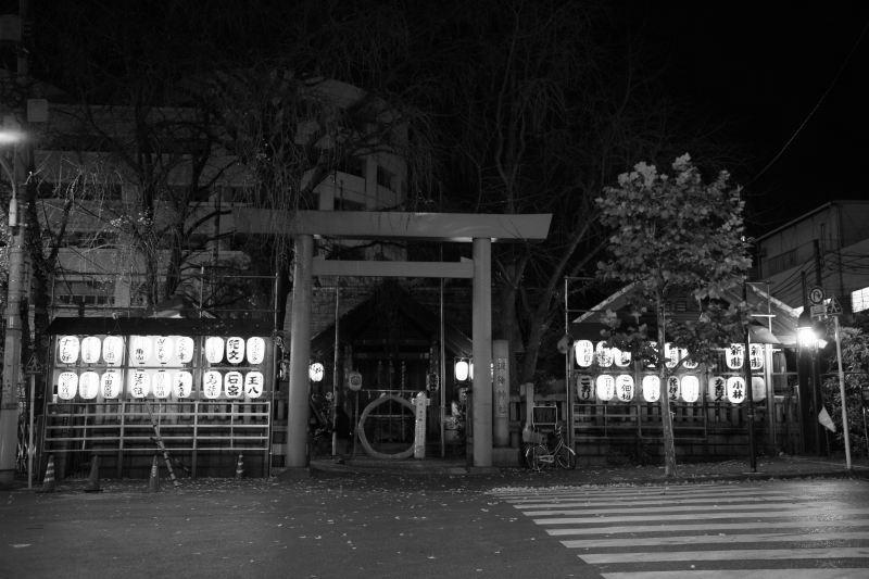 Namiyoke jinja shrine