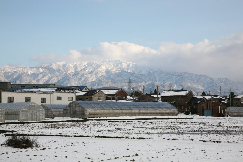 Japanese Mountains