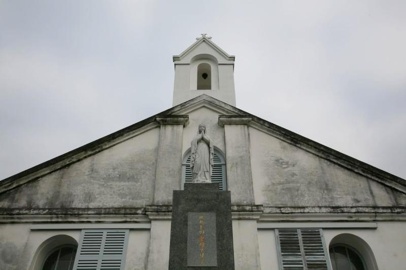 長崎の教会群とキリスト教関連遺産 出津教会