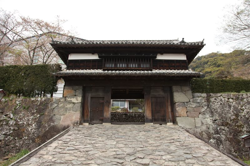 Saiki castle