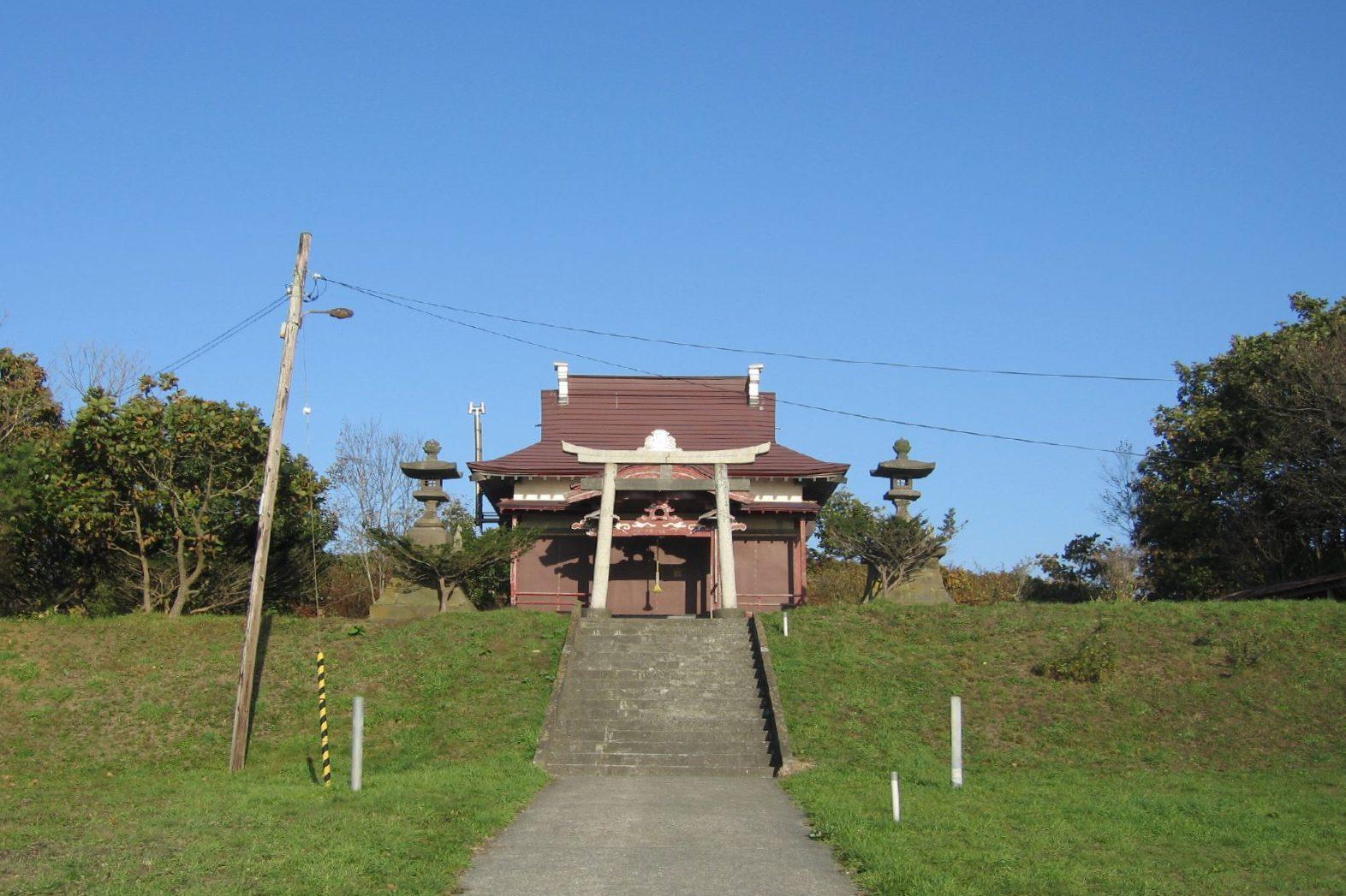 Monbetsu Inari Jinja