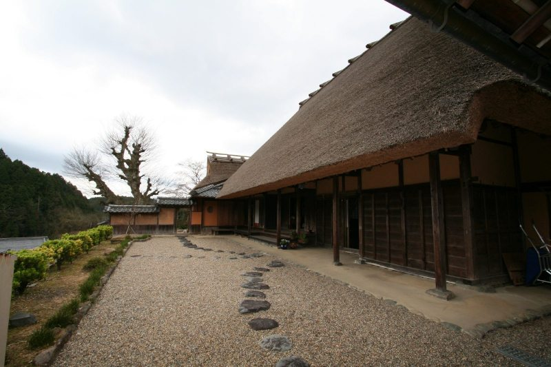 Kataokake old house