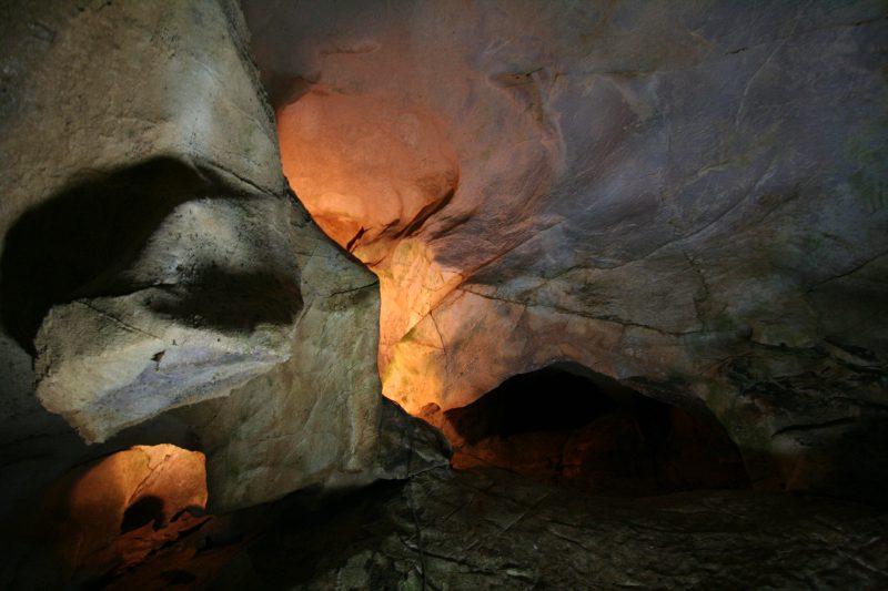 Miyama cave