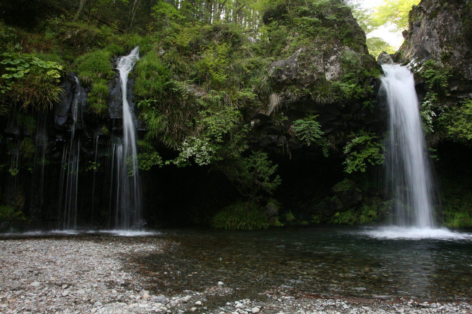Jinba falls