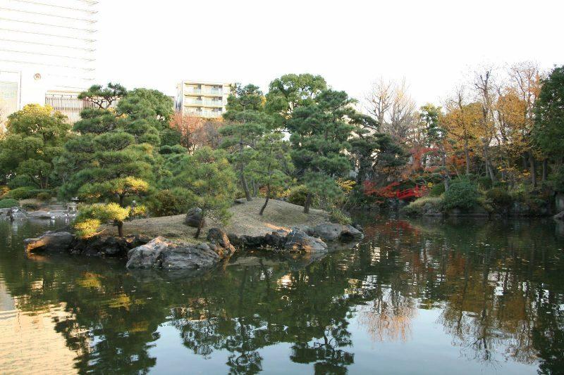 Old Yasuda Garden