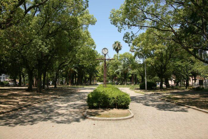 戎公園(ザビエル公園)
