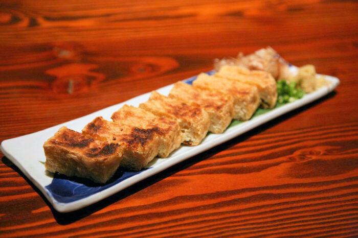 栃尾揚げ 新潟の食べ物