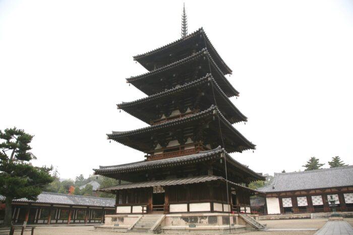 日本の主な寺