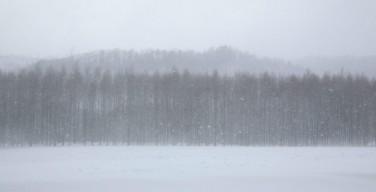 冬の北海道