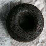 石炭ドーナツ