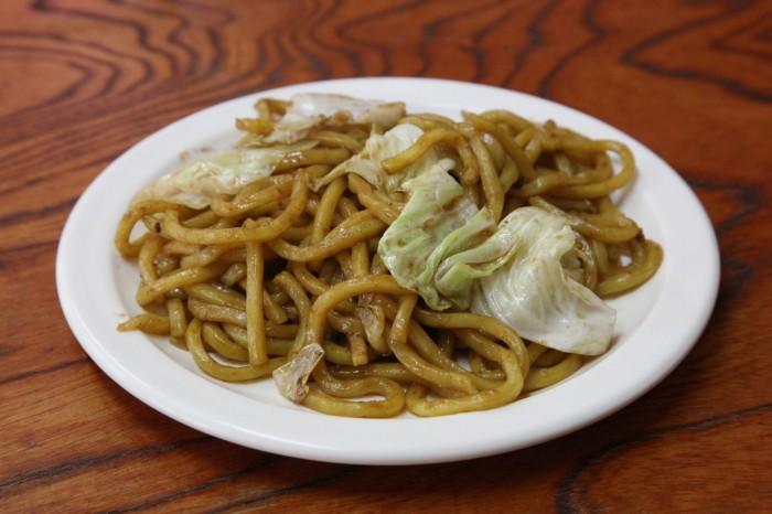 川越太麺焼きそば