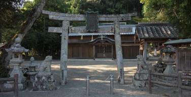 甲浦八幡宮