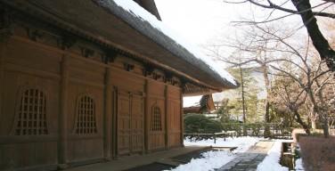 冬の平林寺