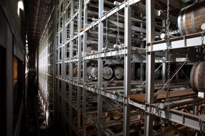 サントリー白州蒸溜所