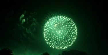 日本の花火