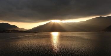 光のある風景