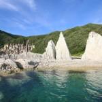 奇岩連なる北の秘境「仏ヶ浦」