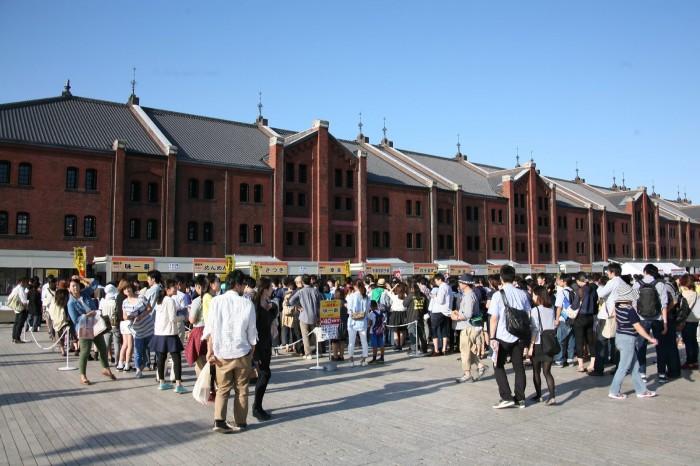 宇都宮餃子祭り
