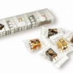 旬の丹波黒を使った黒豆キャラメルスイーツ「豆果」5個入りパッケージ発売
