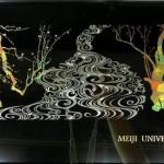 明治大学生田図書館Gallery ZERO 展示会「漆の美を追求する科学」を開催 11月6日(木)~11月27日(木)