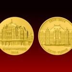 行きかう人々を見守り続けた100年間 東京駅100周年 記念メダル 予約受付開始!!