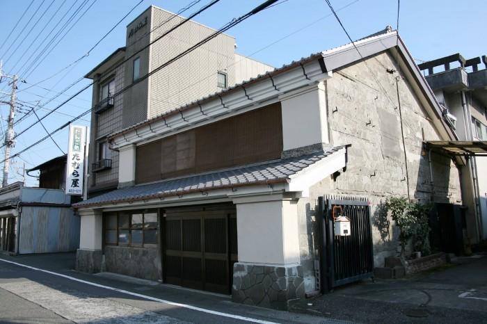 東海道 吉原宿