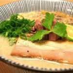 ラムを使った独創的なラーメンで話題の「自家製麺MENSHO TOKYO」  プレミアム豆乳を使用した看板メニュー『ラム豚骨らーめん』