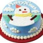 季節限定アイスクリームケーキ、12月1日(月)より予約受付開始  クリスマスプレゼントも、なかにいいこと。