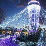 湘南の宝石2014-2015 ~江の島を彩る光と色の祭典~