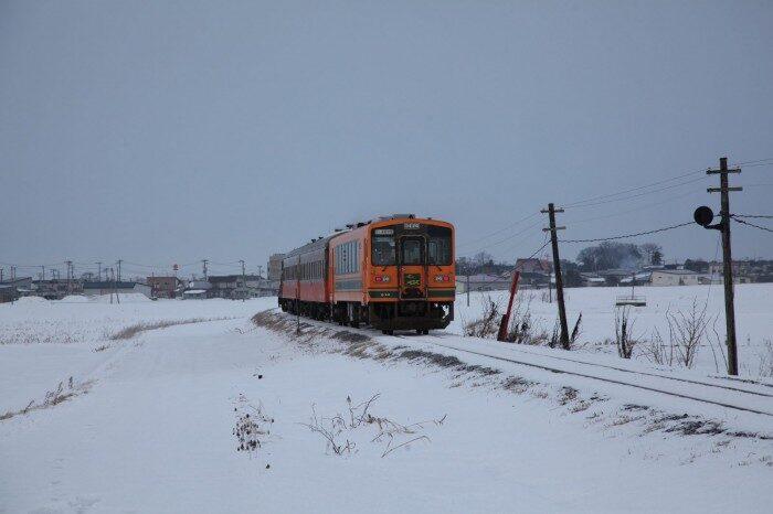 津軽鉄道「走れメロス」
