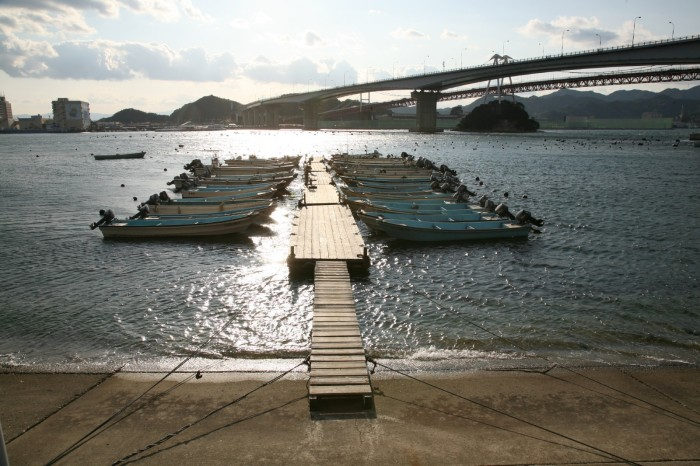 小鳴門海峡と小鳴門橋