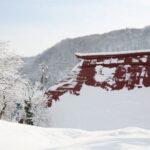 長野県飯山市 豪雪地帯の家