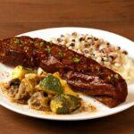 ハードロックカフェに1月中限定でアメリカ南部のお正月メニューが登場! 「ホッピン・ジョン & BBQポーク」